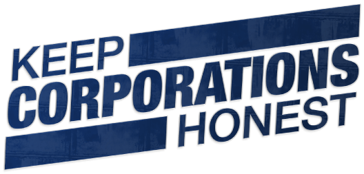 Keep Corporations Honest Logo